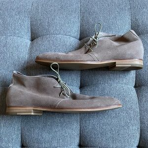 Country Road Australian Chukka Suede Boots Size 44